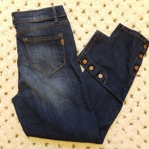 1822 Denim Vintage Denim Ankle Jeans Sz 10